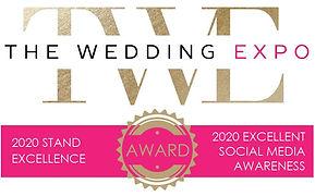 Wedding expo award.JPG