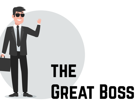 Ten Characteristics of a Great Boss
