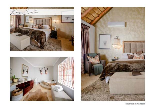 Ultra Luxury King Suite