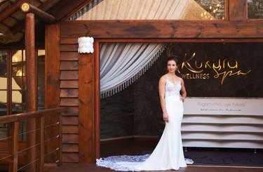 Wedding day at Kukura Wellness Spa