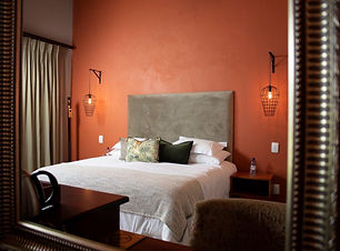Fire Luxury Suite at Kilima Private Game