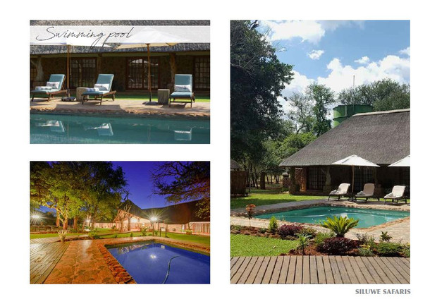 Kilima Swimming pool