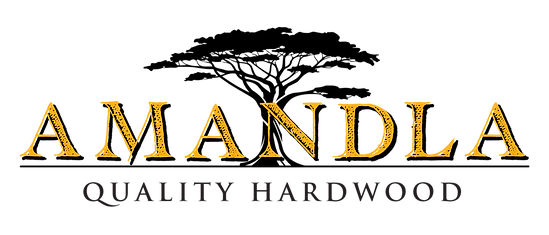 Amandla Quality Hardwood Logo