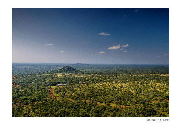 Murchison Mountains, Kilima Private Game Reserve and Spa