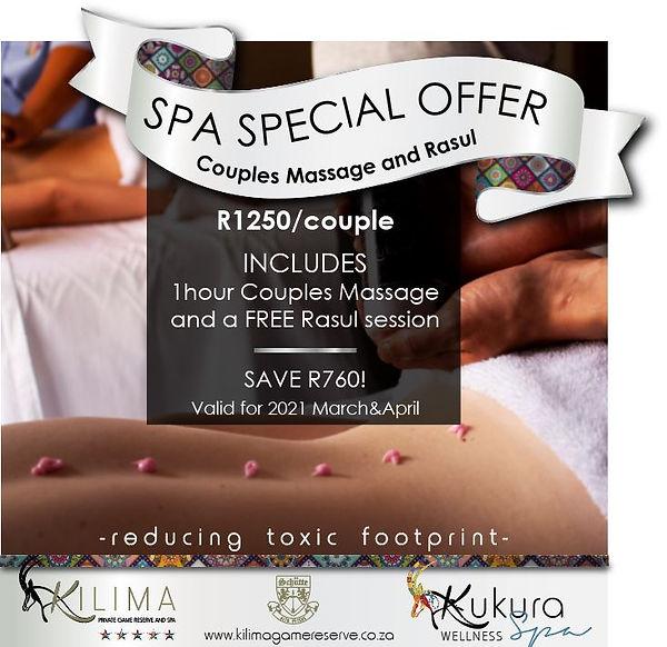 Kukura Spa special.JPG