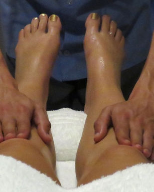 Paraffin Pedicure by Kukura Wellness Spa