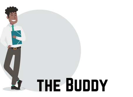 High 5's all around! Week 3 - The Buddy Boss