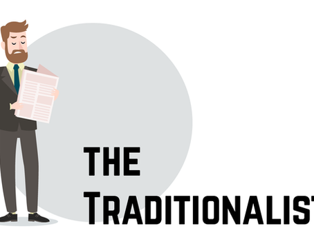 All you need to know about The Traditionalist