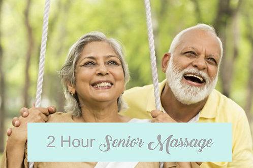 Senior 2 Hour Massage