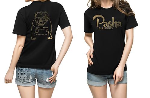 Pasha Bulldogs T-Shirt Unisex