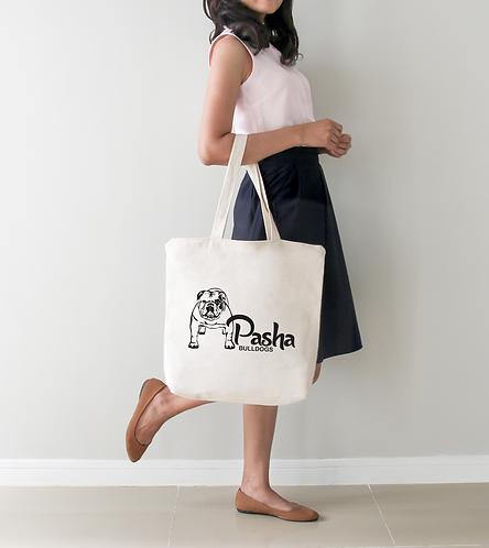 Pasha Bulldogs Tote Bag