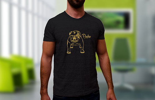 T-Shirt Pasha Bulldogs
