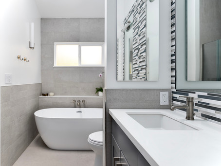Your Bathroom Needs an Update: Hire A Licensed Contractor