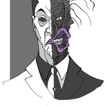 gotham_gallery__two_face_by_murderousaut