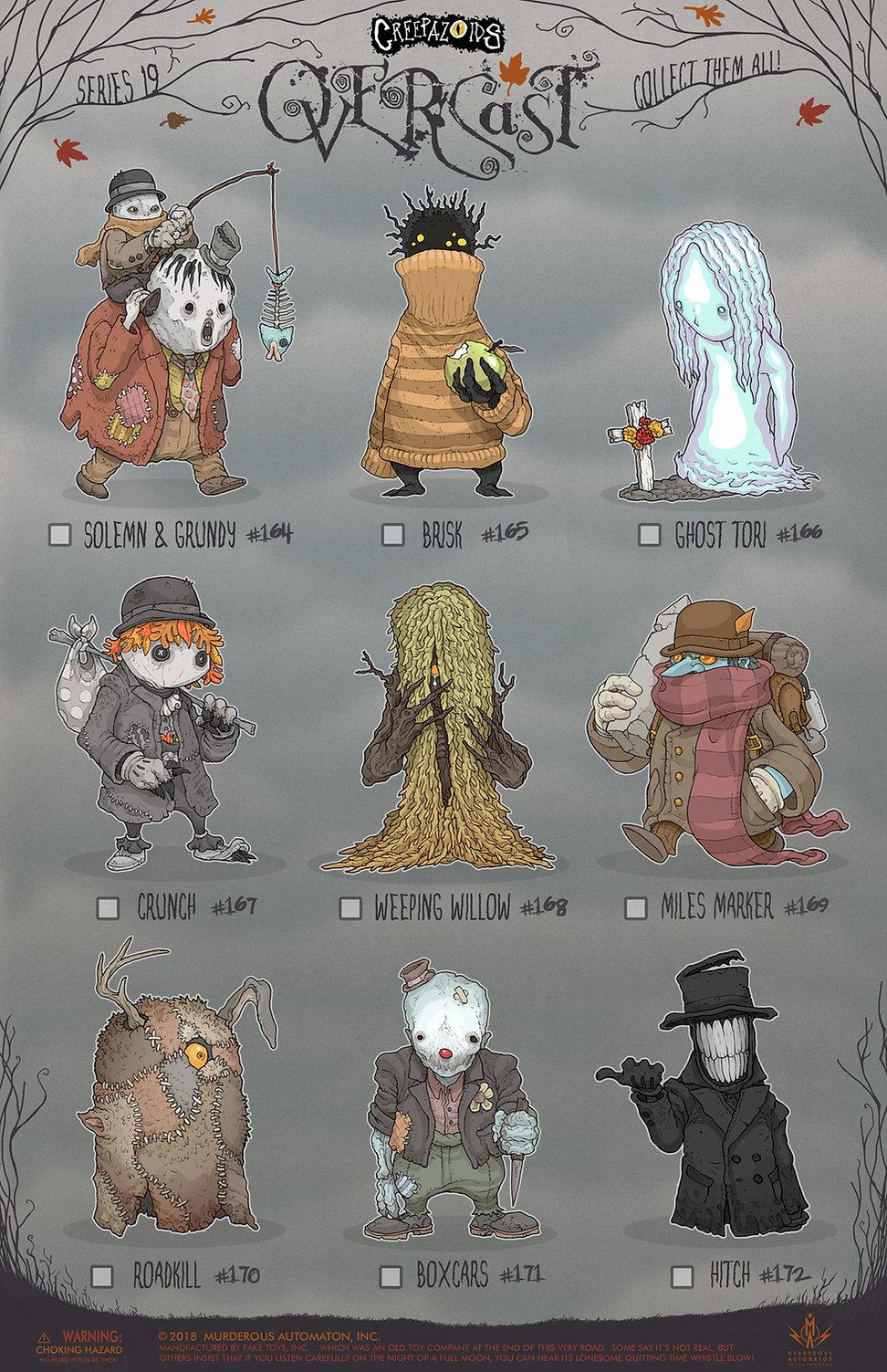 19 Creepazoids Poster--Overcast.jpg