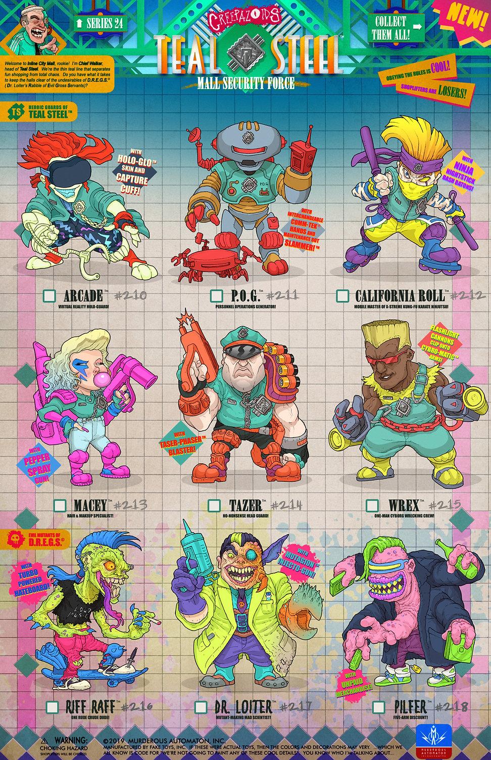 24 Creepazoids--Teal Steel.jpg