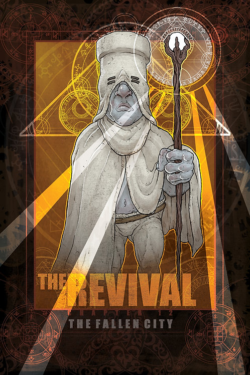 The Revival--Chapter XII: The Fallen City