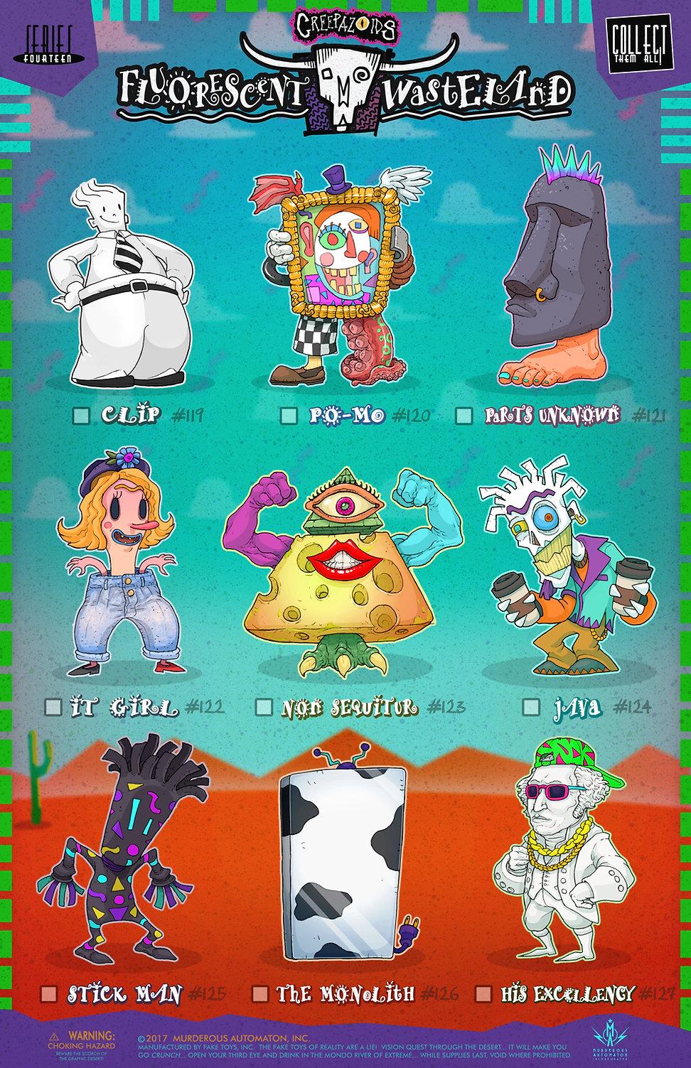 14 Creepazoids--Fluorescent Wasteland.jp