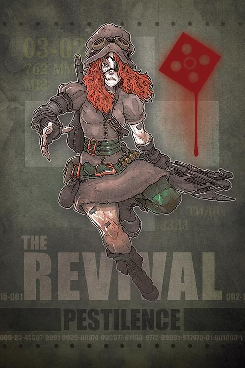 The Revival--Book II: Pestilence