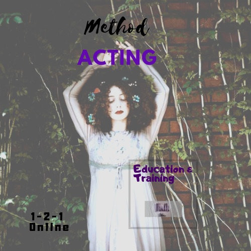 Method Acting Online Sessions