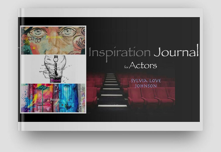 The Actor's Inspiration Journal