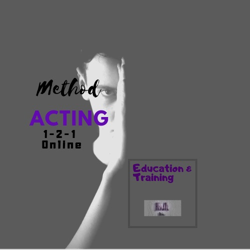 Method Acting 1-2-1 Online Sessions -06.