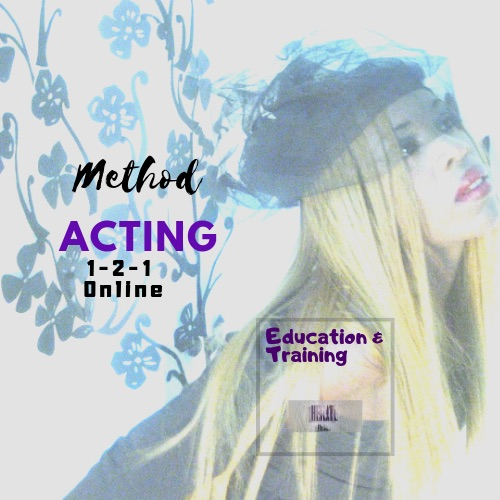 Method Acting 1-2-1 Online Sessions -12.