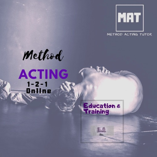 Method Acting 1-2-1 Online Sessions -03.