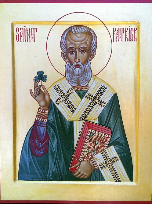 Icono de San Patricio