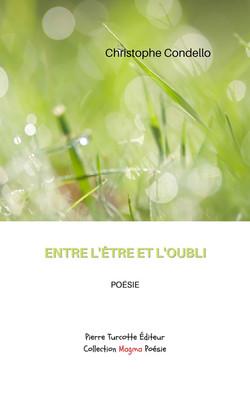 Condello - Entre le rêve et l'oubli (couverture)
