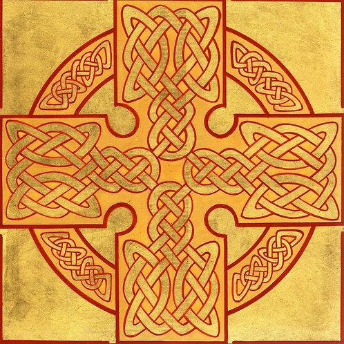 Adorno celta - Cruz 1