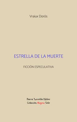Dorós - Estrella de la muerte (couverture)
