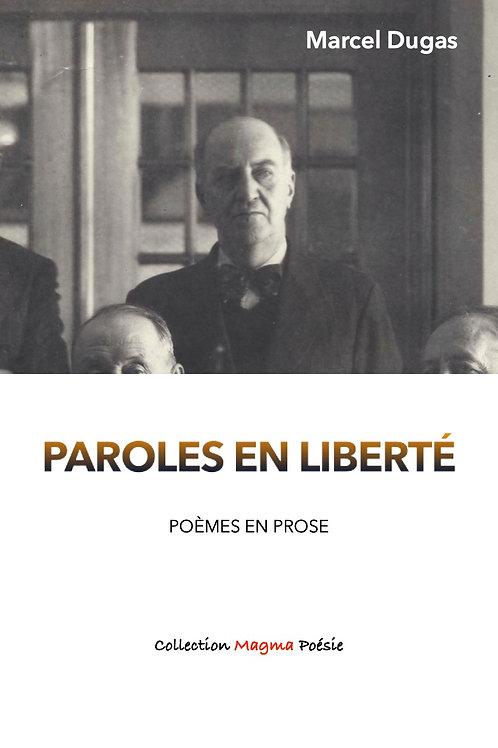 Marcel Dugas - Words in freedom (ePub)