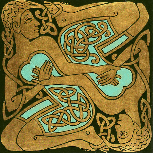 Celtic ornament - Women