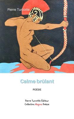 Turcotte - Calme brûlant (couverture)