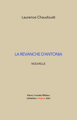 Chaudouët - La revanche d'Antonia Couver