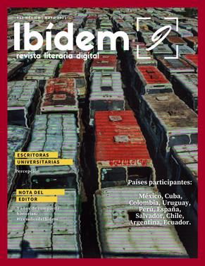 """""""Ibídem"""" Revista literaria digital"""