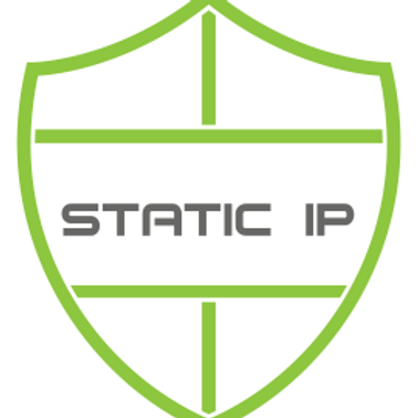 Static IP Address for CCTV systems