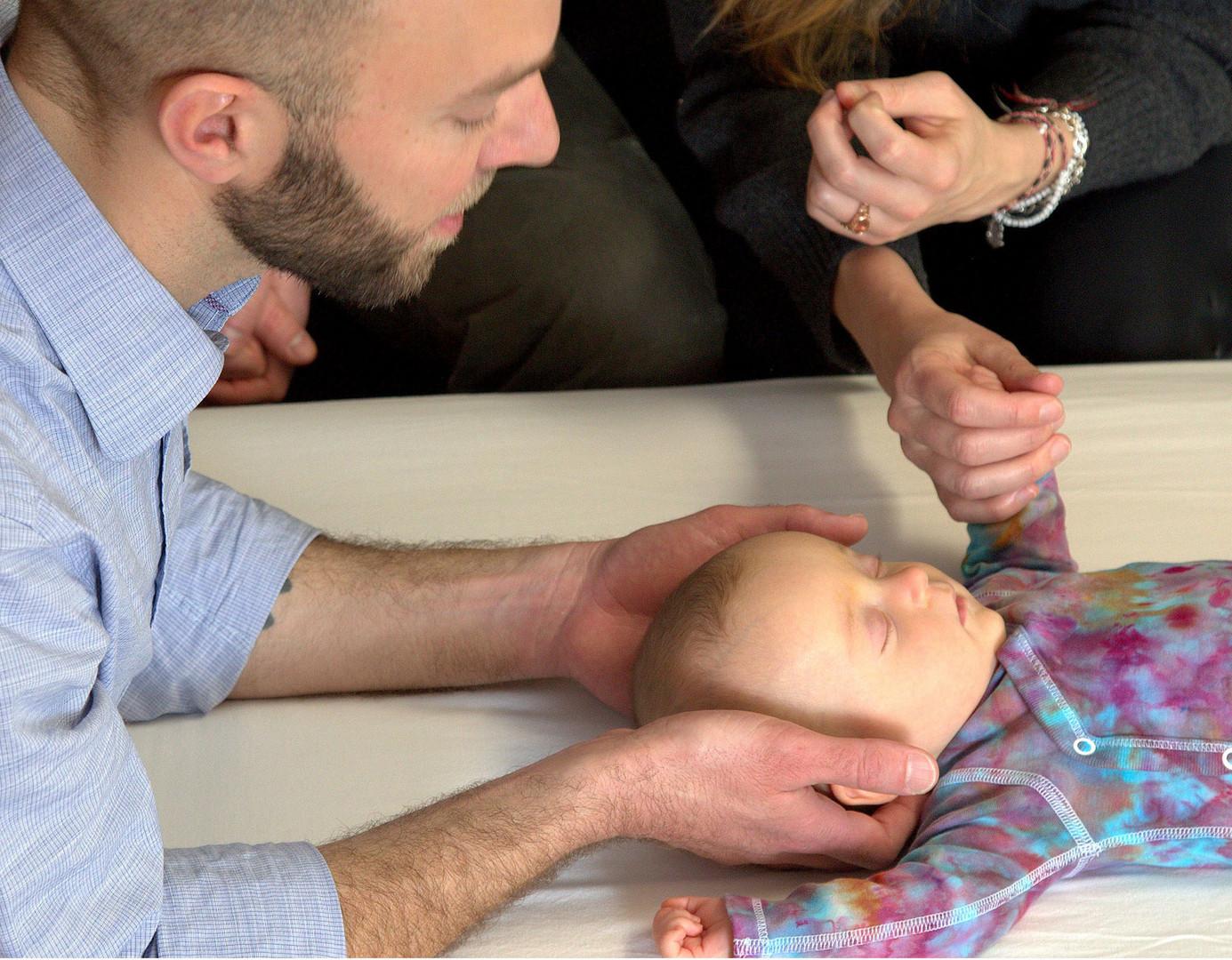 David A. Kaminker, LAc, MSOM, pediatric treatments