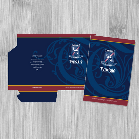250 Economy Presentation Folders