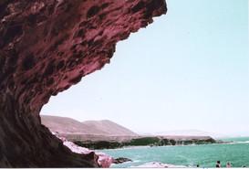 Sea sculpted
