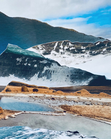 Earthworks imagined landscape