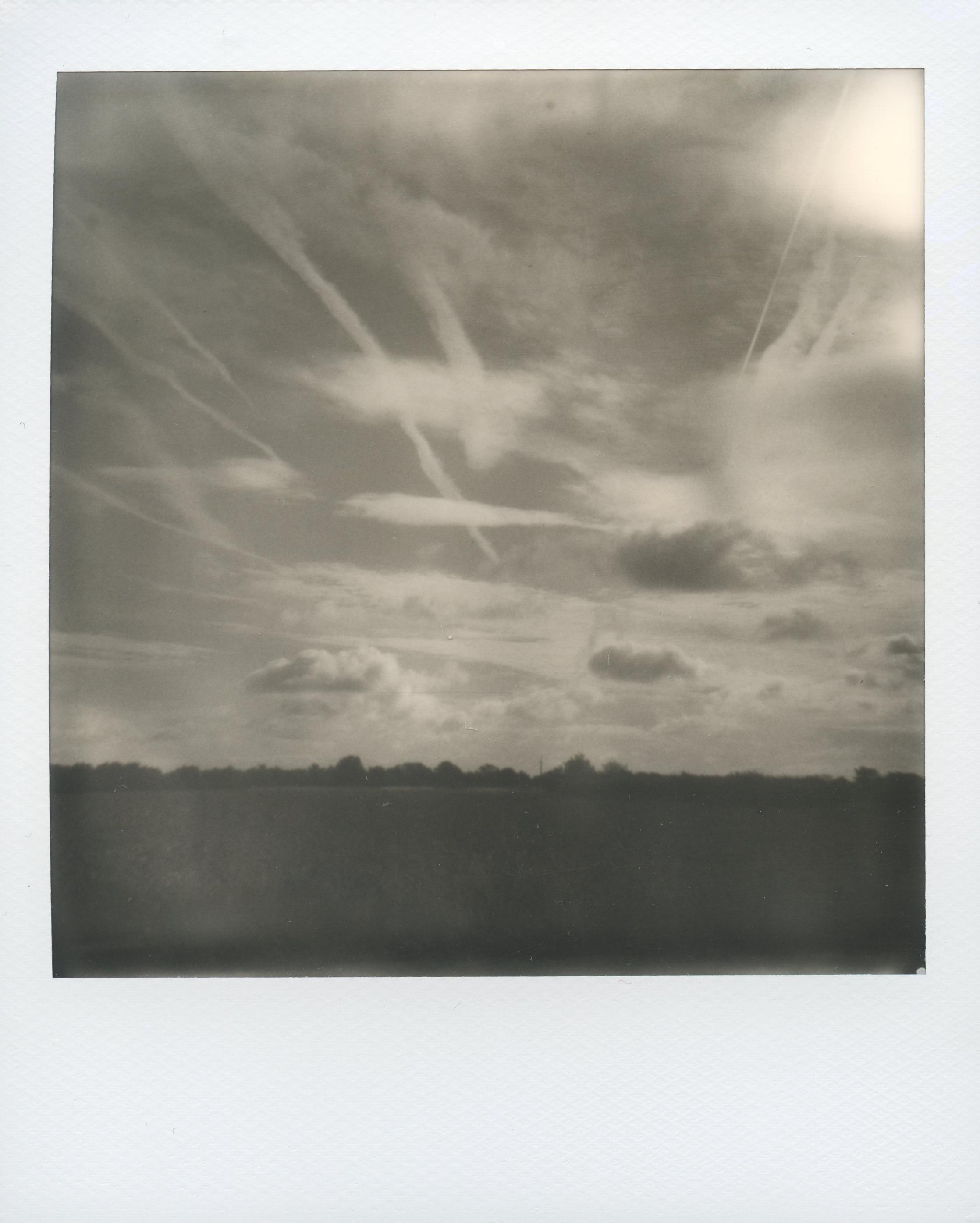 Suffolk in monochrome