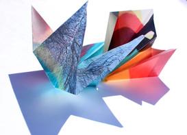 Designer folds