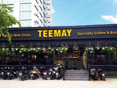 Teemay Specialty Coffee- Điểm hẹn lý tưởng cho người sành cafe