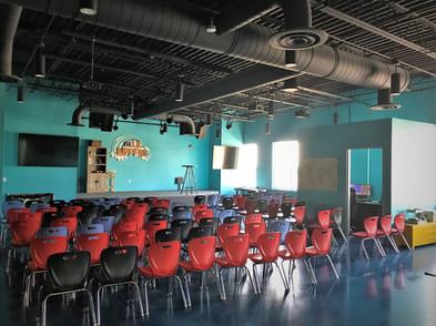 Coastline Community Church Youth Room