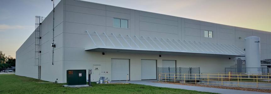 Leonardo DRS High-Bay Warehouse