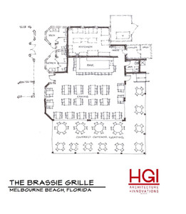 The Brassie Grille at Aquarina Clubhouse