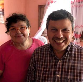 Eduardo e Delia Gimenez