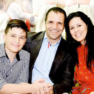 Paulo e Lucie de Souza